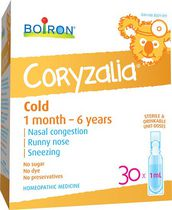 Boiron Coryzalia 30 Doses for children