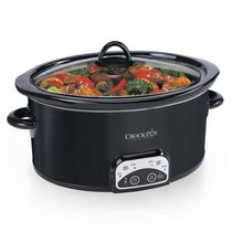 Crock-Pot Smart-Pot Digital Slow Cooker, Black