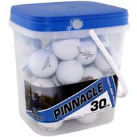 Mulligan Pinnacle 30 Golf Balls Bucket