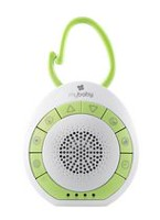 HoMedics MyBaby On-the-Go SoundSpa Baby Monitor