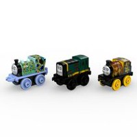 Fisher-Price Thomas & Friends Minis Figures 4, 3 Pack