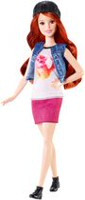 Barbie Fashionistas Doll Kitty Cute
