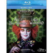 Alice In Wonderland (Blu-ray + DVD) (Bilingual)