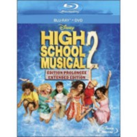 High School Musical 2: Extended Edition (Blu-ray + DVD) (Bilingual)