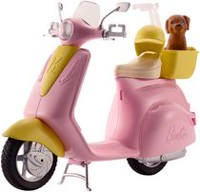 Barbie – Scooter