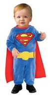 Superman Costume - Infant 6-12 months
