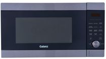 Galanz ExpressWave 1.4 cu.ft. Sensor Cooking Microwave Oven, Black Stainless Steel