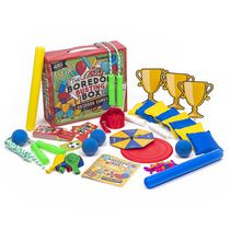 The Outdoor Boredom Busting Box - Huge Outdoor Games Set