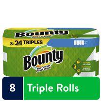 Essuie-tout Bounty Sur mesure, blanc