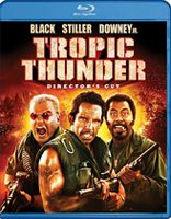 Tropic Thunder (Blu-ray) (Bilingual)
