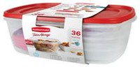 Rubbermaid Take Along Food Storage Set