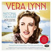 Vera Lynn - National Treasure: The Ultimate Collection (2CD)