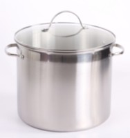 Mainstays Stock Pot, 12 quart