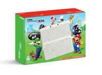 New Nintendo 3DS™ Super Mario™ White Edition - Walmart Exclusive