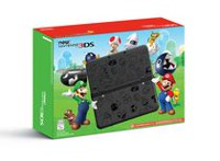 New Nintendo 3DS™ Super Mario™ Black Edition