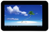 "KLU BY CURTIS  7"" ANDROID TABLET, CAPACITIVE TOUCH SCREEN, ANDROID 4.2.2 JELLY BEAN, 4GB MEMORY (EXPANDABLE TO 32GB)"