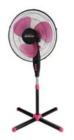 "Sunbeam 16"" Stand Fan Pink"