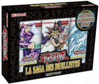 Yu-Gi-Oh! 2017 Duelist Saga Box Trading Cards, French