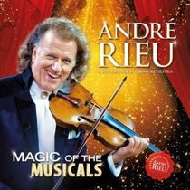 André Rieu: Magic Of The Musicals (Music DVD)