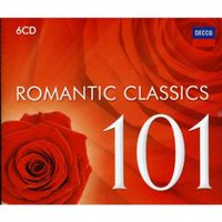 Various Artists - 101 Romantic Classics (6CD)