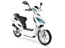 Ecoped Pulse Scooter - White