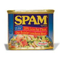 SPAM 20 % Less Fat Fully Cooked Luncheon Meat