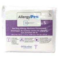 Mainstays Bed Bug Allergy Mattress Encasement Twin