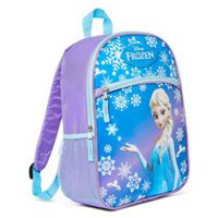 Disney Frozen Dual Compartment Backpack 0f1652b62fd4c
