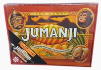 Jumanji Board Game in Wooden Case, Exclusivité Walmart