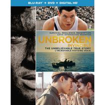 Unbroken (Blu-ray + DVD + Digital HD) (Bilingual)