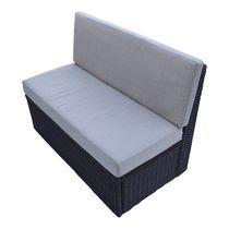 Canadian Spa Co. Love Seat - Square Spa Surround Furniture