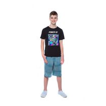 Boys Mini Pop Kids Power Up T-Shirt