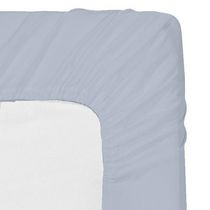hometrends 300 Brushed Percale Fitted Sheet