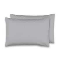 hometrends 300 Brushed Percale Pillowcases