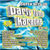 Sybersound - Party Tyme Karaoke: Super Hits 30