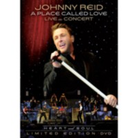 Johnny Reid - A Place Called Love: Live In Concert (Heart & Soul Edition) (Music DVD)