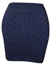 g:21 Body con Skirt Blue XX-large