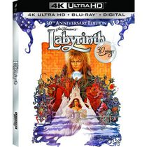 Labyrinth (30th Anniversary Edition) (4K Ultra HD + Blu-ray + Digital HD) (Bilingual)