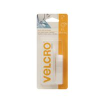 "Velcro, Soft and flexible Sew-On Tape - 30"" White"