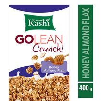 Kashi GOLEAN Crunch! Honey Almond Flax Cereal, 400g