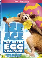 Ice Age: The Great Eggscapde (DVD + Digital HD) (Bilingual)