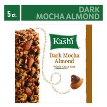Kashi Dark Mocha Almond Chewy Whole Grain Bars