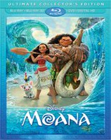 Moana (Blu-ray 3D + Blu-ray + DVD + Digital HD)