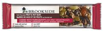 Brookside Cherry with Pomegranate Dark Chocolate Fruit & Nut Bars