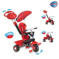 Smart Trike Boys' Sport 4-in-1 Tricycle