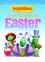 "VeggieTales: A Very Veggie Easter Collection (Includes 2 DVD's & 2 CD""s)"