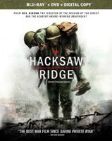Hacksaw Ridge (Blu-ray + DVD + Digital HD) (Bilingual)