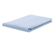 Mainstays 200-Thread Count Easy Care Fitted Sheet French Blue Twin