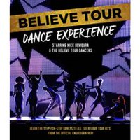 Nick DeMoura - Believe Tour Dance Experience (Music Blu-ray)
