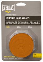 Bandage Classique À Main Orange Par Everlast